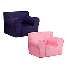 image of Flash Furniture Oversized Solid Kids Chair