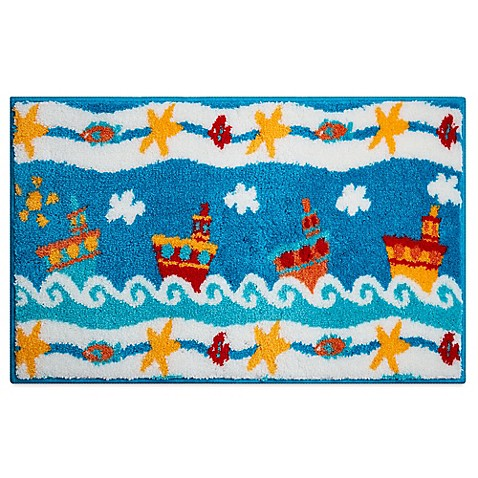 Grund laura elgey tugboat 1 foot 9 inch x 2 foot 10 inch for Bathroom planner in feet and inches