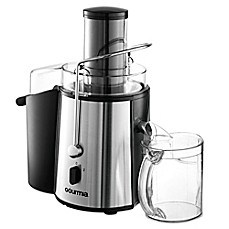 image of Gourmia® Wide-Mouth GJ750 Fruit and Vegetable Centrifugal Juicer Juice Extractor