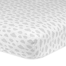 image of Gerber® Printed Fitted Crib Sheets