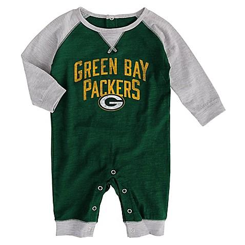 Nfl Green Bay Packers Romper Bed Bath Beyond