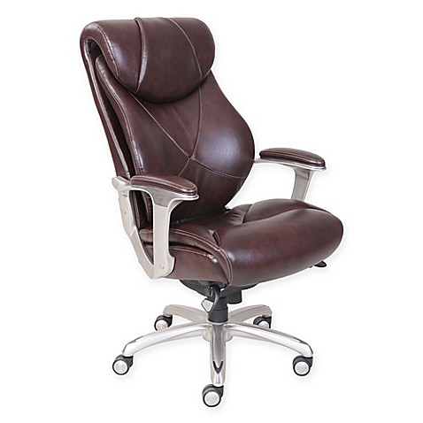 home chair la leather black z chairs furniture costco office boy executive p uk