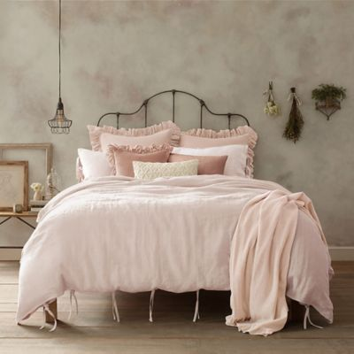 Wamsutta 174 Vintage Washed Linen Pillow Sham Bed Bath Amp Beyond