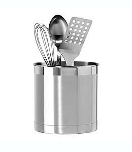 Contenedor para utensilios de acero inoxidable Oggi™ jumbo