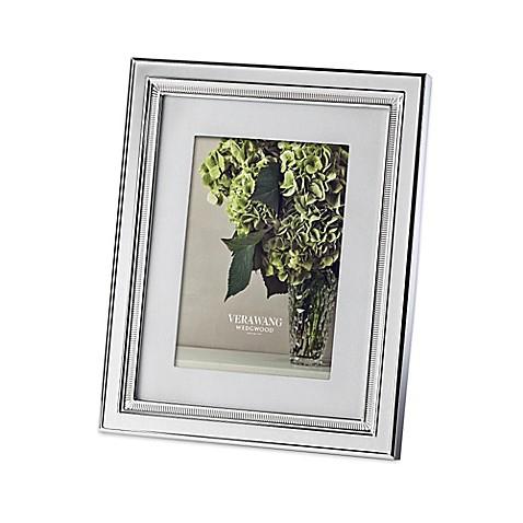 Vera Wang Wedgwood® Chime 5-Inch x 7-Inch Frame - Bed Bath & Beyond