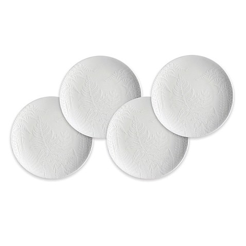 Buy caskata spring canap plates set of 4 from bed bath for What is a canape plate