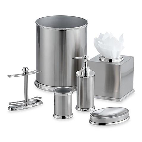 Bathroom Accessories Bed Bath And Beyond winthrop bath ensemble - bed bath & beyond