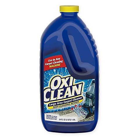 Buy Oxiclean 64 Oz Carpet Cleaning Solution From Bed