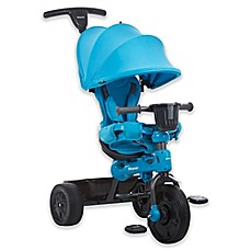 image of Joovy® Tricycoo™ 4.1™ Tricycle in Blue