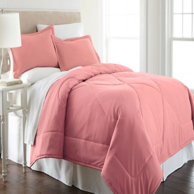 Micro Flannel 174 Comforter Set Bed Bath Amp Beyond