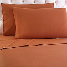 image of Micro Flannel® Solid Sheet Set