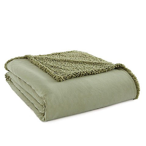 Sherpa Blanket Bed Bath And Beyond