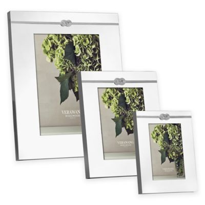 image of Vera Wang Wedgwood® Vera Infinity Picture Frame