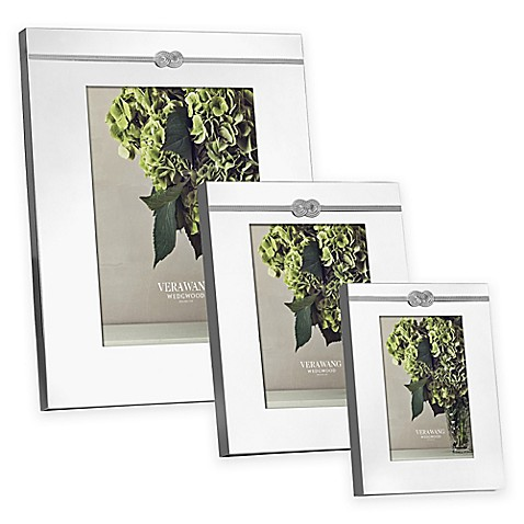 Vera Wang Wedgwood Vera Infinity Picture Frame Bed Bath Beyond