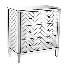 image of Sterling Industries Chatelet Collection Mirrored Chest