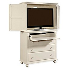 image of Broyhill™ Seabrooke Media Chest in White
