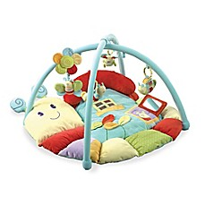 image of Little Bird Told Me Softly Snail Multi-Activity Play Gym