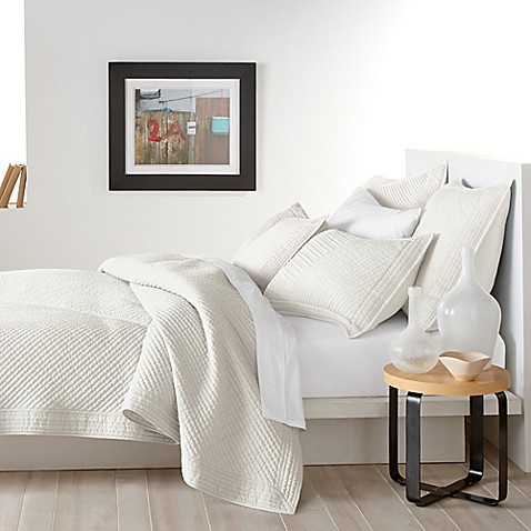 DKNY West Side Quilt - Bed Bath & Beyond : dkny coverlets quilts - Adamdwight.com