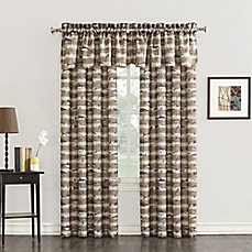 image of Cove Window Curtain Collection in Mocha