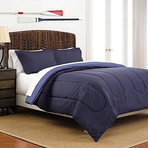 Buy Martex 2 Tone Reversible Full Queen Comforter Set In
