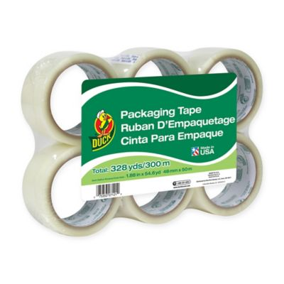 image of Duck® Packaging Tape - Clear