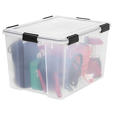 Image Of Iris Weather Storage Containers Set 4