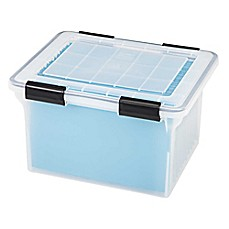 image of Weathertight File Box (Set of 4)