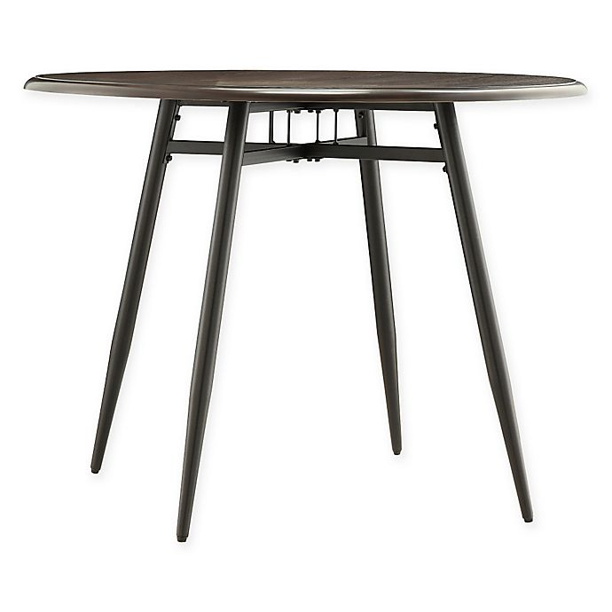 Inspire Q Bratton Round Dining Table Bed Bath Beyond