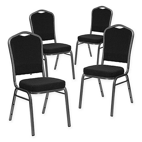 Flash Furniture Hercules Banquet Chair Set Of 4 Bed Bath Beyond