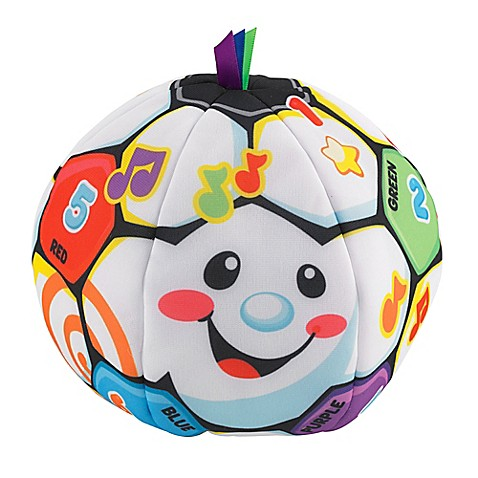 Buy Fisher Price Laugh Learn Singin 39 Soccer Ball From