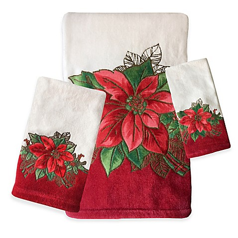 Lenox Christmas Towels