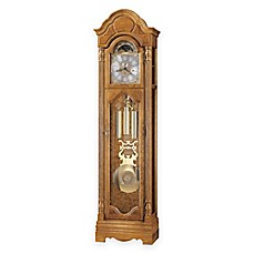 image of Howard Miller Bronson™ Floor Clock in Golden Oak