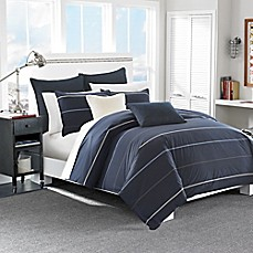 Image Of Nautica® Southport Comforter Set In Navy