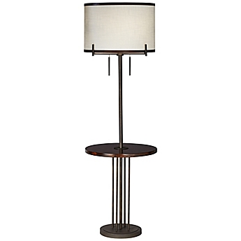 High Quality Pacific Coast Lighting™ Soledad Floor Lamp With Tray