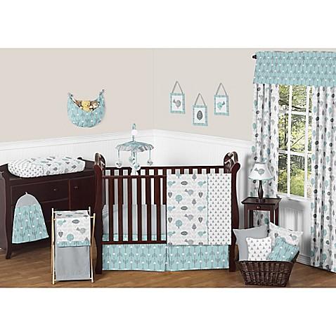 Night Sky Crib Bedding