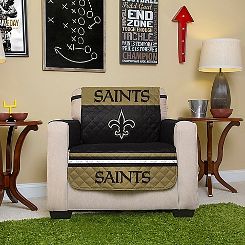 NFL New Orleans Saints Chair Cover