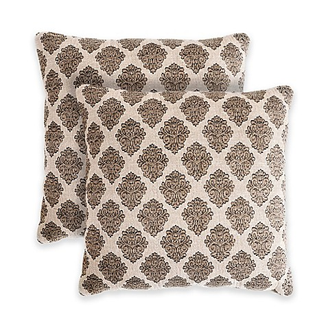 Should I Throw Away Old Pillows : Royal Square Throw Pillows (Set of 2) - Bed Bath & Beyond