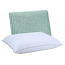 image of Authentic Comfort® Green Tea Memory Foam Pillow