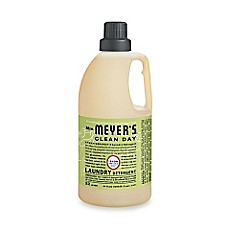 image of Mrs. Meyer's® Clean Day Aromatherapeutic Lemon Verbena 64-Ounce Laundry Detergent