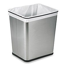 image of Polder® Under-The-Counter 7-Gallon Recycle/Trash Can