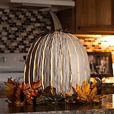 image of Desert Steel  Pumpkin Lantern