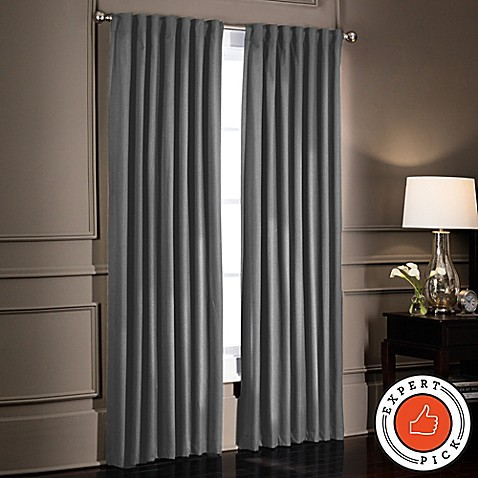 Curtains Ideas curtains for double windows : Window Curtains & Drapes - Grommet, Rod Pocket & more styles - Bed ...