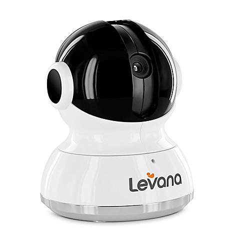 levana additional pan tilt zoom camera for baby video monitors buybuy baby. Black Bedroom Furniture Sets. Home Design Ideas