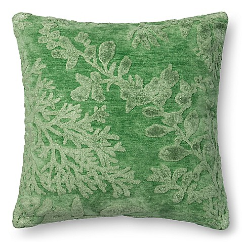 Loloi Coral Pattern 22-Inch Square Throw Pillow - Bed Bath & Beyond