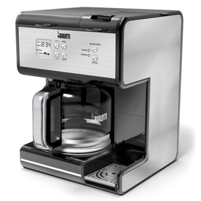 Grind And Brew Coffee Maker Bed Bath And Beyond : Bialetti Triple Brew Coffee Maker - Bed Bath & Beyond