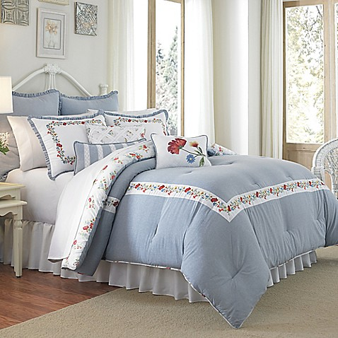 Mary Jane S Home Summer Dream Comforter Set Bed Bath