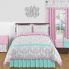 image of Sweet Jojo Designs Skylar Bedding Collection