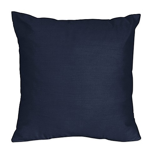 Navy Throw Pillow Sets : Buy Sweet Jojo Designs Space Galaxy Throw Pillow in Navy (Set of 2) from Bed Bath & Beyond