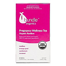 image of Bundle Organics™ Pregnancy Wellness Organic Rooibos Tea