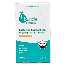image of Bundle Organics™ Lactation Support Tea